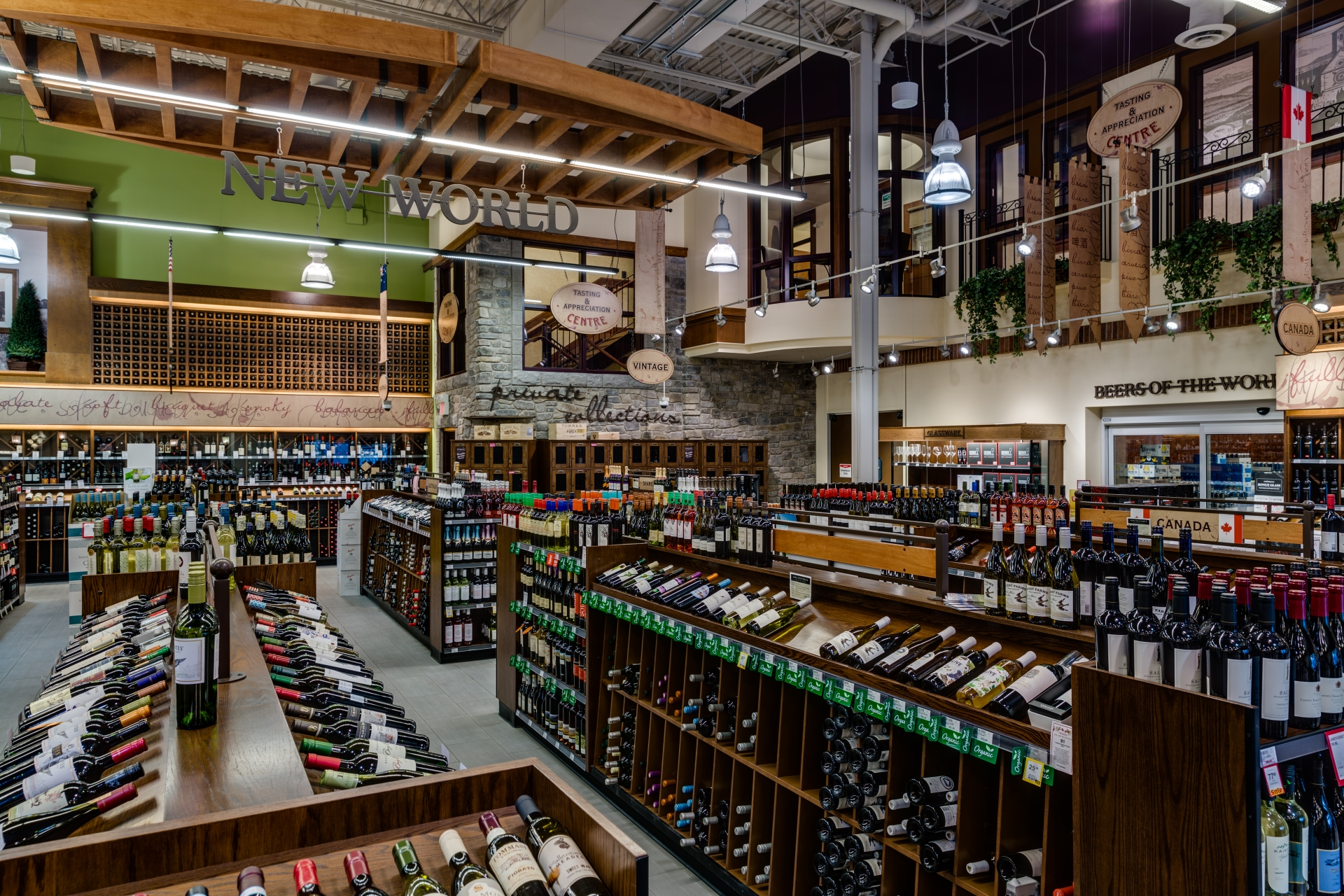 Shawnessy Co Op Wines And Spirits 187 Mp Amp P Engineering