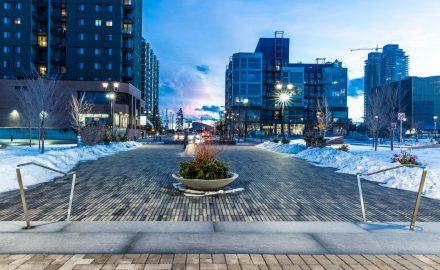 East Village Streetscape